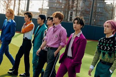 NCT Rilis MV Work It Berkonsep Dandy dan Modern