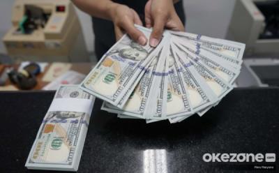 Dolar AS Loyo Tak Kuat Menahan Keperkasaan Ekonomi China