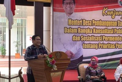 Menteri Desa Izinkan Kerja Sama Antar BUMDes, Begini Mekanismenya