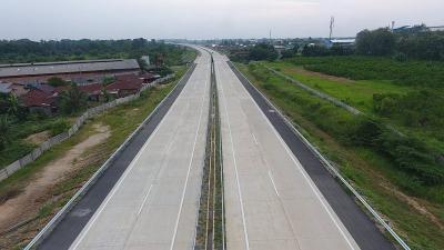 Tol Trans Sumatera Sepanjang 648 Km Siap Dilintasi Libur Nataru, Cek Rutenya