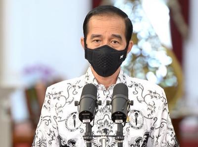 Dapat BLT Rp1,8 Juta, Jokowi Ingin Gaji Guru PPPK Setara PNS