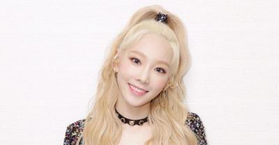 Cantiknya Taeyeon Dandan Berubah Jadi Peri Kupu-Kupu