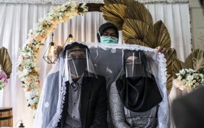 36 Hotel dan Gedung di Jakarta Boleh Gelar Resepsi Nikah, Begini Protokol Kesehatannya