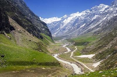 Destinasi Wisata Lahaul dan Spiti India Ditutup hingga April 2021