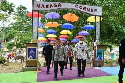 Inilah Marasa Corner, Destinasi Wisata Baru untuk PNS