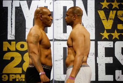 Beri Klarifikasi, Promotor Pastikan Mike Tyson vs Jones Jr Bisa Menang KO