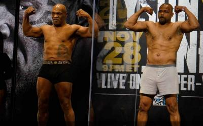 Mike Tyson vs Roy Jones Jr, Tyson Fury Dukung Iron Mike