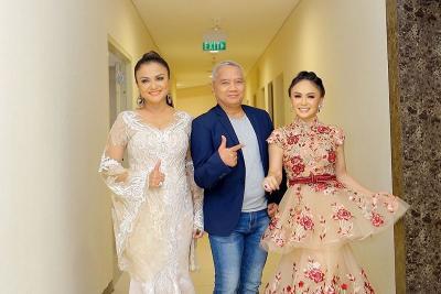 Betharia Sonata dan Tito Soemarsono Bakal ReYunian di iNews TV