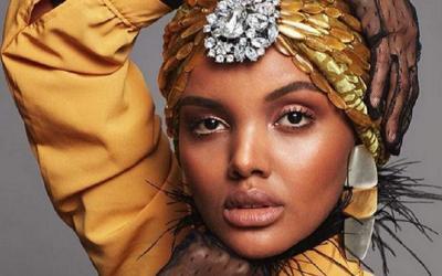 Tak Bisa Salat, Halima Aden Mundur dari Dunia Modeling