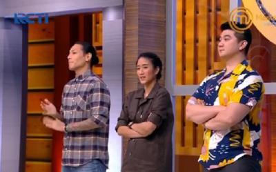 Serunya Kontestan MasterChef Indonesia Memperebutkan Dish Bahan Utama