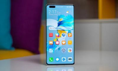 Huawei Mate 40 Pro, Hadir dengan Design Lebih Modern