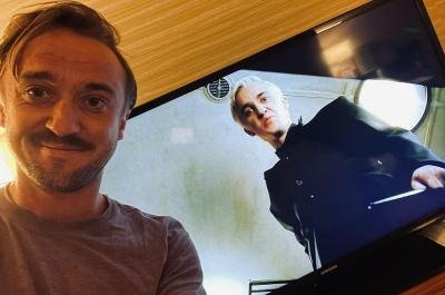 Rindu Harry Potter, Tom Felton: Gryffindor 0-1 Slytherin