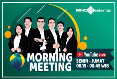 "YouTube Live ""Morning Meeting"" MNC Sekuritas Senin Pukul 08.15 WIB: Tutup November 2020, Ke Mana Arah IHSG?"