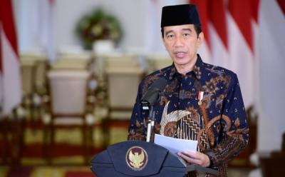 Jokowi ke Korpri: Keterbatasan Jangan Jadi Penghalang untuk Bekerja