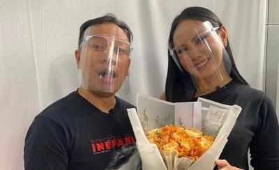 Asmara Kalina Ocktaranny dan Vicky Prasetyo Diterpa Isu Susuk