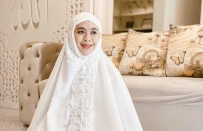 Anak Keempat Sakit, Oki Setiana Dewi Dapat Doa dari Palestina