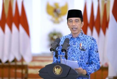 Tok! Presiden Jokowi Bubarkan 10 Lembaga Nonstruktural