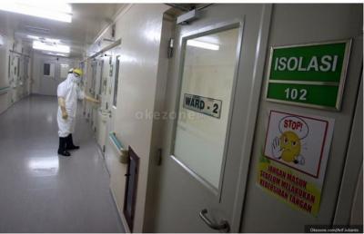 Update 29 November: 70.792 Orang Dinyatakan Suspek Corona
