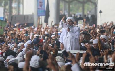 Polda Metro Jaya Layangkan Surat Panggilan Habib Rizieq