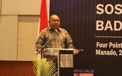 Dispar Sulawesi Utara Dorong Legalitas Badan Usaha Pariwisata