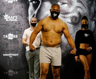 David Haye Prediksi Roy Jones Jr Bakal Menangi Duel Kontra Mike Tyson