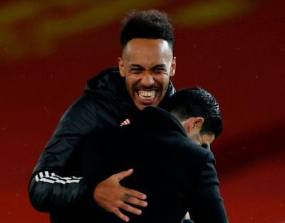 Aubameyang Tak Senang dengan Posisinya di Arsenal