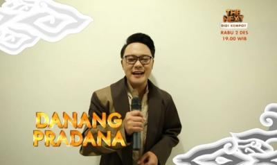 Danang Pangeran Dangdut Asia Siap Seleksi Talenta Berbakat di The Next Didi Kempot