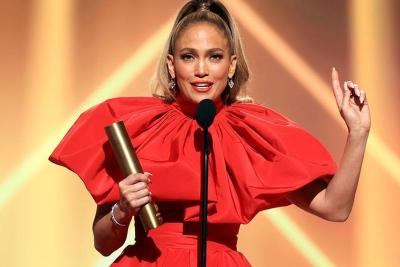 Dari J.Lo hingga Katy Perry, Adu Gaya Ponytail ala Artis Hollywood