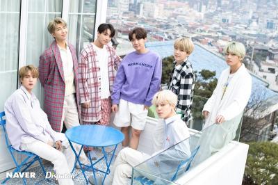 Album Baru BTS Bertengger di Puncak Billboard 200