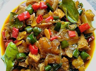 Resep Oseng Kikil Pedas Cocok Disantap dengan Nasi Hangat