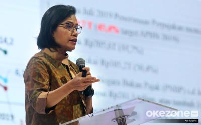 Sri Mulyani: Indonesia Negara Subur, Punya Tanah Tumbuhkan Berbagai Obat Herbal