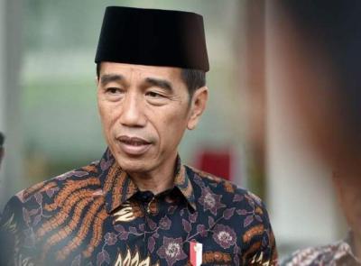 Jokowi Beri Santunan Keluarga Korban Pembunuhan Sadis di Sigi