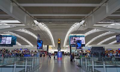 Gaji Dipotong Gegara Corona, Pekerja Bandara di London Mogok Kerja