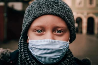 Ini Cara Benar Gunakan Masker untuk Anak, Yuk Diterapkan