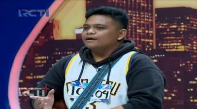 Jago Beatbox, Edwin Nanlohy Berhasil Dapat Golden Ticket di Audisi Indonesian Idol