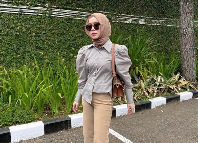 Gaya Lesty Kejora Pakai Sandal Rp9 Juta, Netizen: Bukan Kaleng-Kaleng Levelnya Sekarang