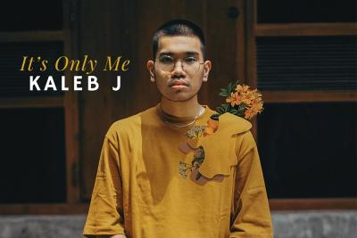 Kaleb J Gandeng Passion Vibe Produseri Lagu It's Only Me
