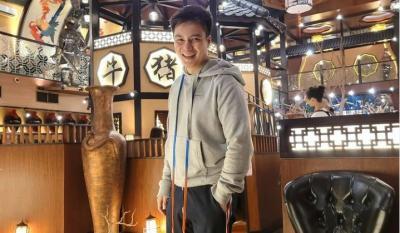 Cerita Baim Wong Diperingatkan Aa Gym soal Tanggung Jawab punya Banyak Followers
