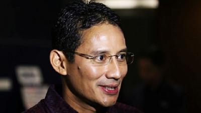 Bicara soal Potensi Laut, Sandiaga Uno Beri Sinyal Jadi Menteri KKP?