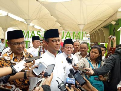 Anies Positif Covid-19, Warganet : Don't Give Up!