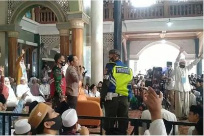 Berang Ada Kerumunan di Ponpes, Bupati Tangerang: Tidak Ada Lagi Izin Keramaian!
