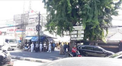 Jaga Rumah Habib Rizieq, Jawara Kampung: Tank Bawa Kesini Kite Hadapin!