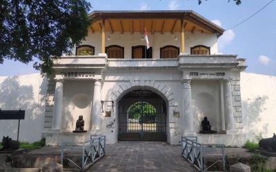 Nekat Mudik, Perantau Karantina Dulu di Benteng Vastenburg