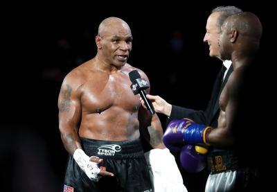 Ketagihan Naik Ring, Mike Tyson Siap Lawan Petinju Eropa