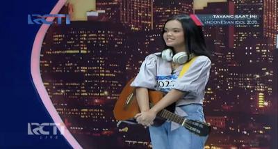 Ari Lasso Prediksi Kirana Masuk Babak Spekta Indonesian Idol