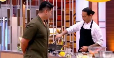 Seperti Ini Penampilan Chef Juna kalau Jadi Peserta MasterChef Indonesia