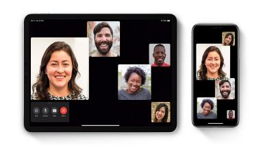 Update iOS 14.2, Video Call FaceTime Resolusinya Tinggi