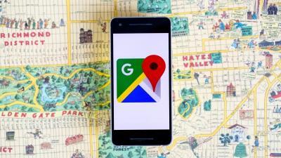 Pembaruan Google Maps Mudahkan Pengguna Akses Informasi Lingkungan Sekitar