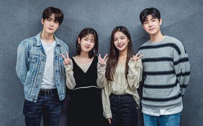 Jaehyun NCT Rampungkan Pembacaan Skenario Drama Dear M