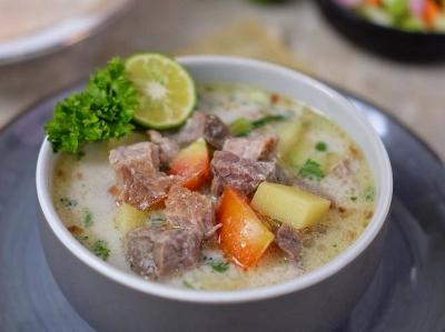 Resep Soto Betawi Cocok Disantap dengan Nasi Hangat